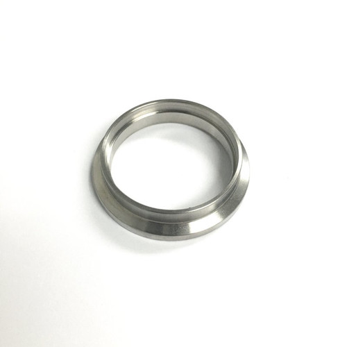 Ticon Industries Tial 44mm Titanium V-Band Outlet Flange