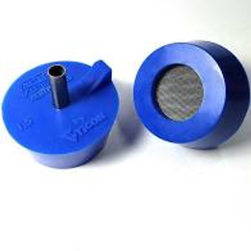 Ticon Industries Tig Aesthetics 2in Tube Silicone Purge Plug - 2-2.2in Fitment