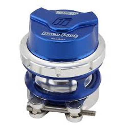 Turbosmart BOV Race Port Female Gen V - Blue No Weld Flange