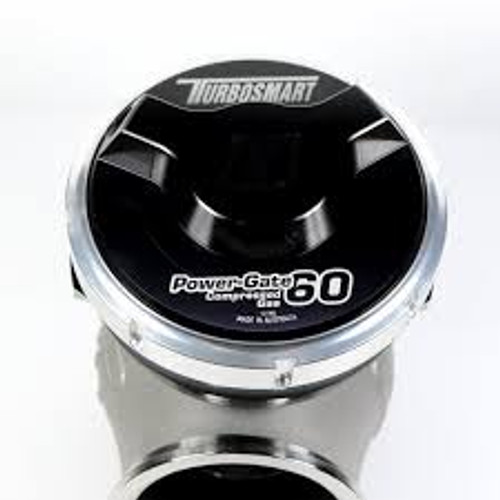 Turbosmart WG60 Gen V Power-Gate 60 CG - 5psi Black