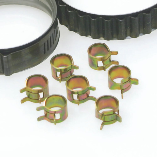 Turbosmart Spring Clamps 0.12 (Pack of 10)