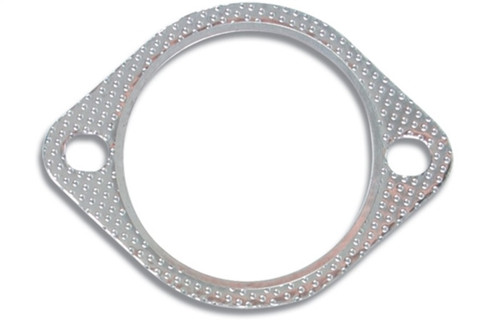 Vibrant 2-Bolt High Temperature Exhaust Gasket (2.25in I.D.)