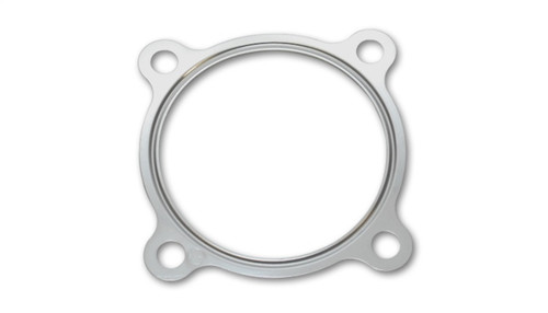 Vibrant Metal Gasket GT series/T3 Turbo Discharge Flange w/ 3in in ID Matches Flange #1438 #14380