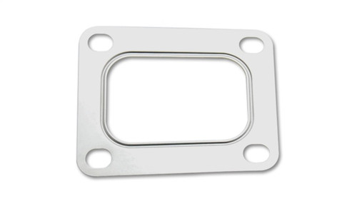 Vibrant Turbo Gasket for T04 Inlet Flange with Rectangular Inlet (Matches Flange #1441 and #14410)
