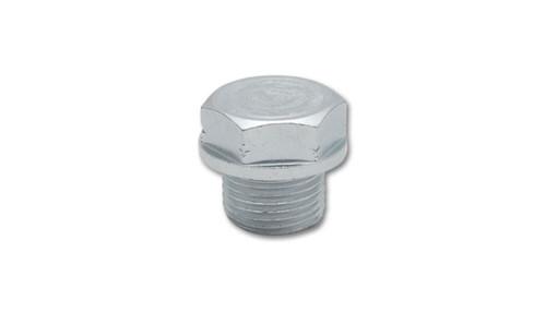 Vibrant Threaded Hex Bolt capping Oxygen Sens Bung Mild Steel M18x1.5 thread Retail Pack of 1 pcs.