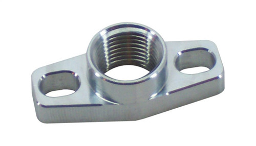Vibrant Oil Drain Flange for GT25R GT28R GT30R and GT35R Ball Bearing Turbo Billet Aluminum