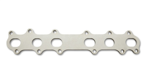 Vibrant T304 SS Exhaust Manifold Flange for Toyota 2JZGTE