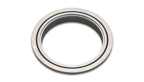 Vibrant Aluminum V-Band Flange for 3in OD Tubing - Female
