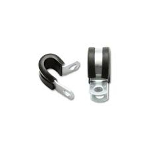 Vibrant Cushion P-Clamp for 0.5625in O.D. Hose - Pack of 10