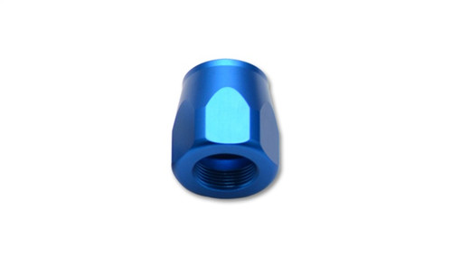 Vibrant -10AN Hose End Socket - Blue