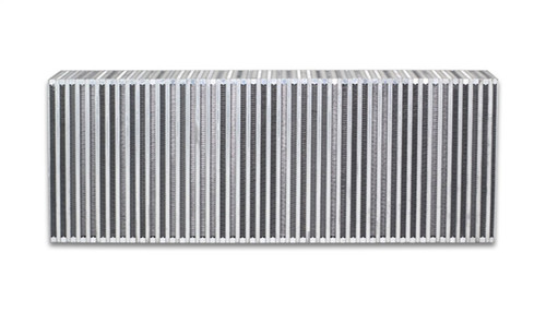Vibrant Vertical Flow Intercooler 30in. W x 10in. H x 3.5in. Thick
