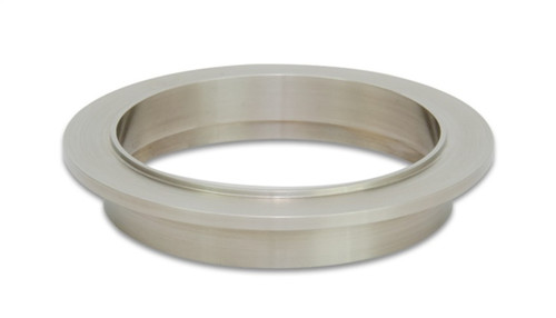 Vibrant Titanium V-Band Flange for 2.5in OD Tubing - Male