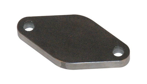 Vibrant Wastegate Block Off Flange (DrilledHoles) Mild Steel 3/8in Thick