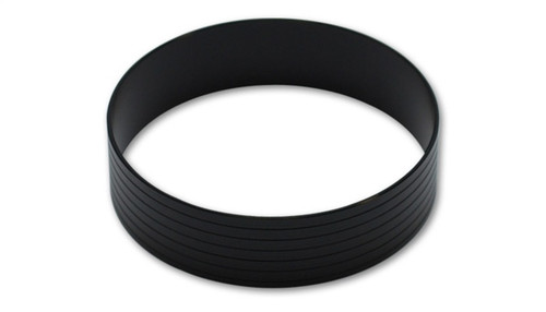 Vibrant Vanjen Aluminum Union Sleeve for 2.5in OD Tubing (for use with Weld Fittings Part #12545)