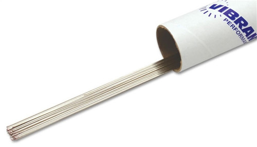 Vibrant TIG Wire Titanium - 0.062in. Thick (1.6mm) - 1 Meter Long Rod - 1 lb box