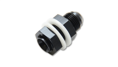Vibrant -12AN Fuel Cell Bulkhead Adapter Fitting (w/ 2 PTFE Crush Washers & Nut)