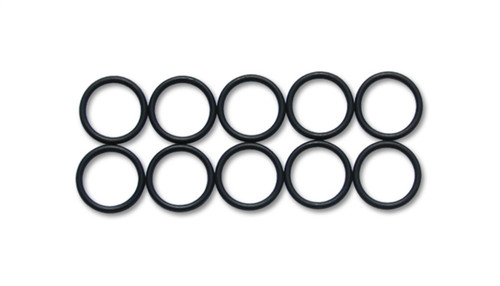 Vibrant -4AN Rubber O-Rings - Pack of 10