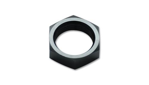Vibrant -12AN Bulkhead Nut - Aluminum