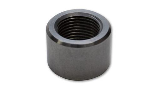 Vibrant 1/2in NPT Female Weld Bung (1-1/4in OD) - Aluminum