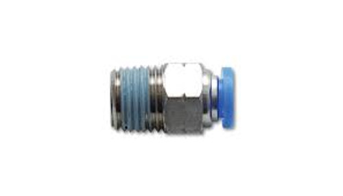 Vibrant Female Straight Vacuum Fitting Pneumatic 1/8in NPT Thread on Female End w/ 6mm OD Tube