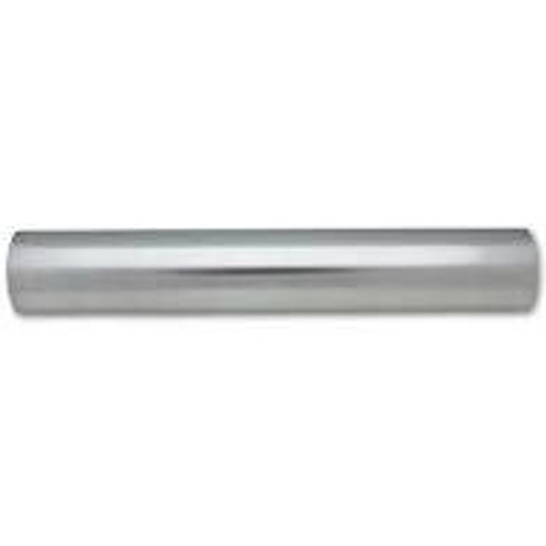 Vibrant 3.25in O.D. Universal Aluminum Tubing (Straight) - Polished