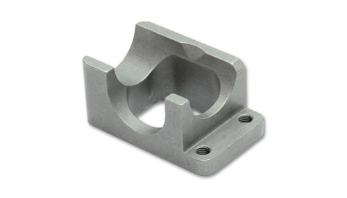 Vibrant T3 Turbo Inlet Flange for Log-Style Manifolds (with cutout for External WG) Mild Steel