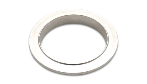 Vibrant Stainless Steel V-Band Flange for 4in O.D. Tubing - Male