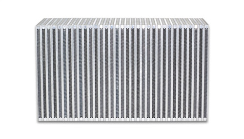 Vibrant Vertical Flow Intercooler Core 18in. W x 12in. H x 6in. Thick