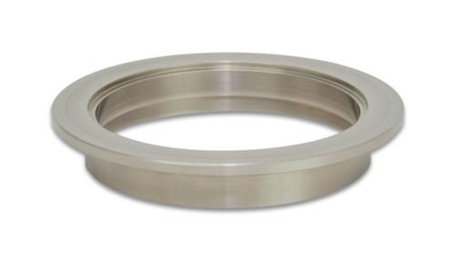 Vibrant Titanium V-Band Flange for 3.5in OD Tubing - Female