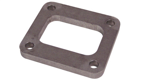 Vibrant T04 Turbo Inlet Flange (Rectangular Inlet) Mild Steel 1/2in Thick