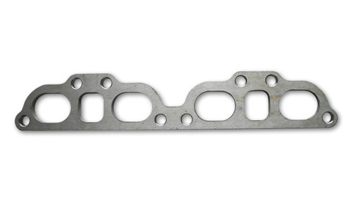 Vibrant T304 SS Exhaust Manifold Flange for Nissan SR20 motor 3/8in Thick
