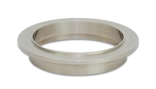 Vibrant Titanium V-Band Flange for 4in OD Tubing - Male