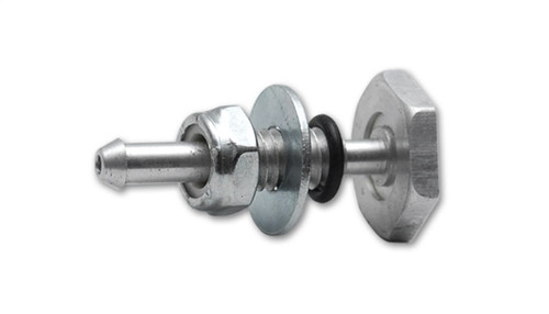 Vibrant Soft Mount Vacuum Line Fitting Assembly (for inserting into silicone connectors)