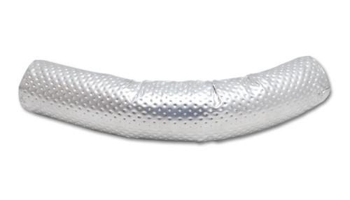 Vibrant SHEETHOT Premed 90 degree Pipe Shield 2in-3in OD Tubing 18in long
