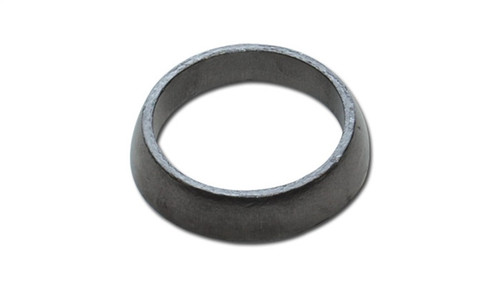 Vibrant Graphite Exhaust Gasket Donut Style (2.03in Slipover I.D. x 2.59in Gasket O.D. x 0.5in tall)