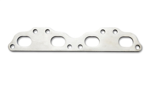 Vibrant Mild Steel Exhaust Manifold Flange for Nissan SR20 motor 1/2in Thick