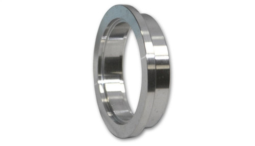 Vibrant External Wastegate Inlet Flange (V-Band Style) Tial 44mm and MV-R T304 SS