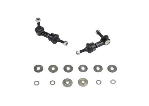 Whiteline 89-98 Nissan 240SX S13 & S14 Front Swaybar link kit-adjustable ball end links
