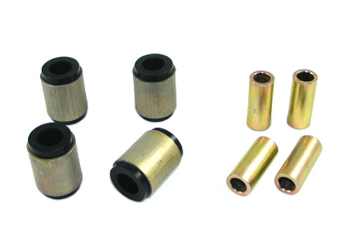 Whiteline 89-94 Nissan 240SX S13 / 90-96 Nissan 300zx Z32 Rear Lower Inner Control Arm Bushing Kit