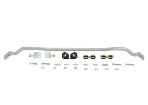 Whiteline 84-96 Nissan 180SX / 89-98 240SX / 88-91 Silvia Front 27mm Heavy Duty Adjustable Sway Bar