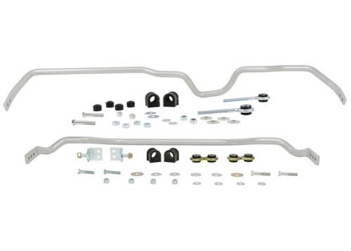 Whiteline 89-94 Nissan 240SX Front & Rear Sway Bar Kit
