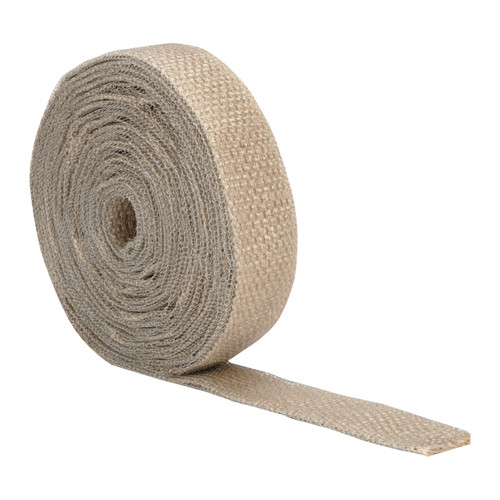 "Design Engineering EXO Tan Exhaust Manifold Wrap 1.5"" x 30' Bulk"