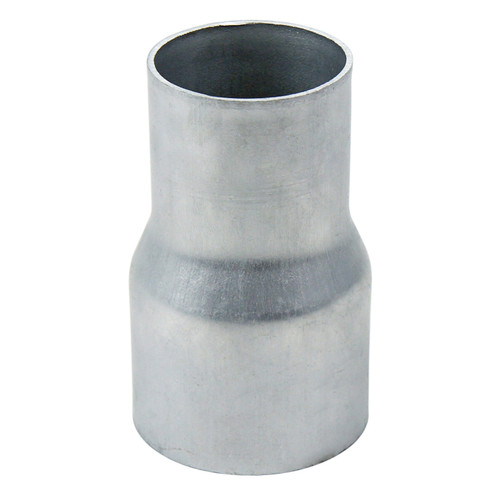 """HPS 2.5"""" - 3"""" OD, 4"""" Long 6061 Aluminum Step Up Transition Joiner Reducer Tube Piping"""