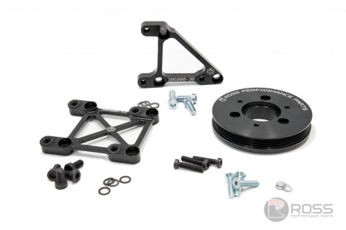 Ross Performance Parts Nissan RB Air Conditioner Relocation Kit (Retrofit)