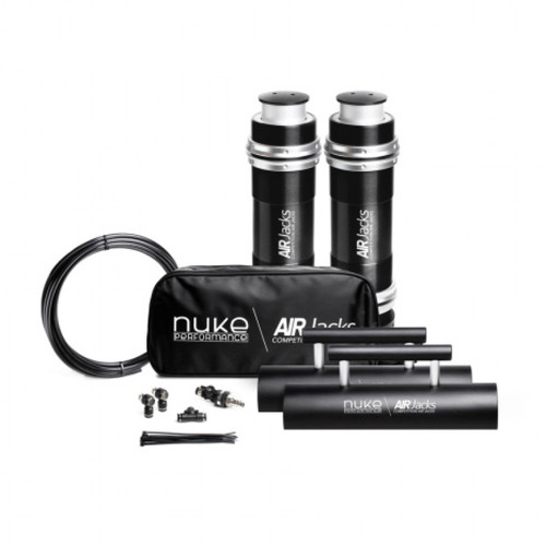 Nuke Performance Air Jack 90 Competition Complete Set 2 pc, 8 BAR / 120 PSI