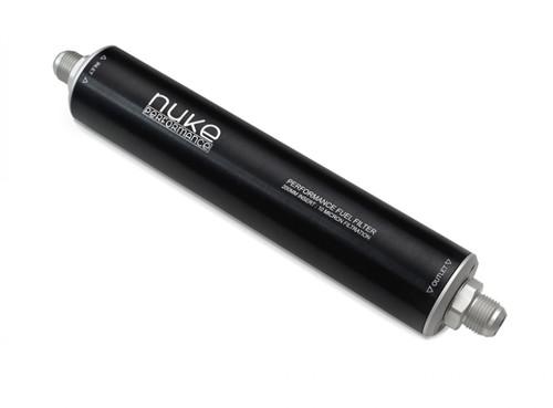 Nuke Performance 200mm Fuel Filter AN-8 200-03-202