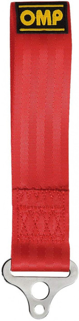 OMP Tow Strap - Red