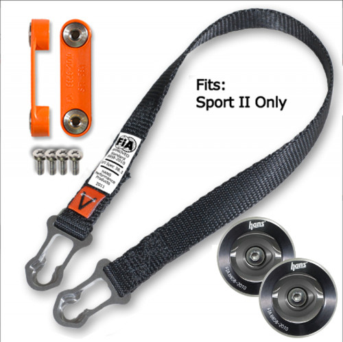 HANS Post Anchor Tether Upgrade Kit For Sport II Devices
