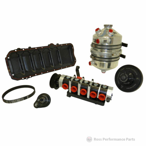 Ross Performance Parts Toyota 1JZ / 2JZ / 2JZ-VVTi Dry Sump Kit (5 Stage)