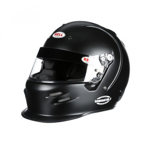 Bell Dominator2 Racing Helmet Matte Black 61cm